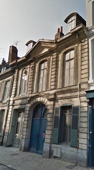 Diagnostic immobilier Lille hôtel particulier