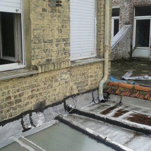 Rebord de fentre en fibro ciment amiant Maison  Tourcoinghellip